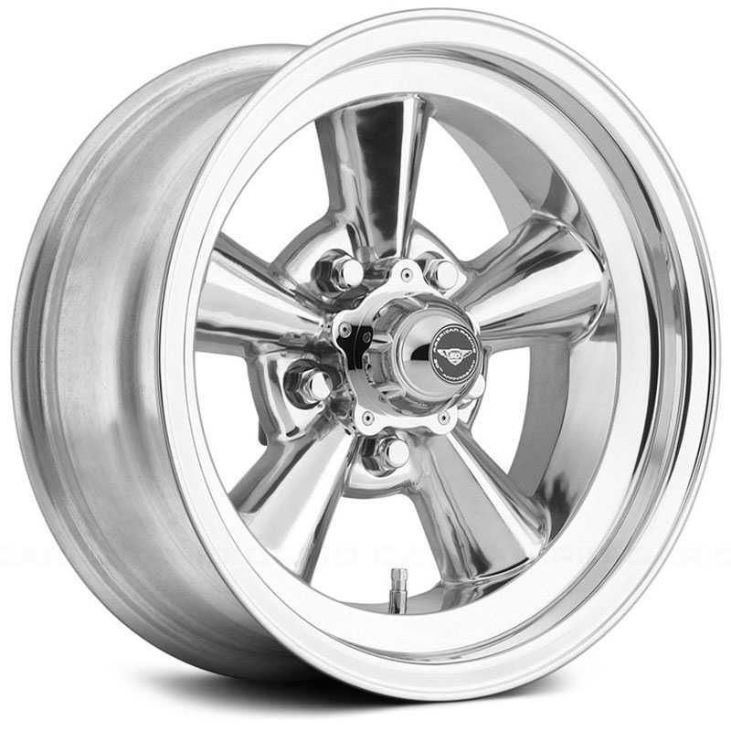 American Racing Vintage TTO VN109  Wheels Polished