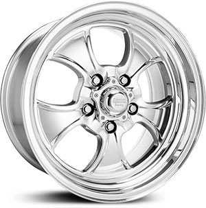 American Racing Vintage Hopster VN450 2 Piece  Wheels Chrome