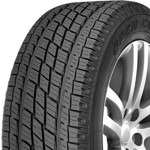 235/75R-17 Toyo Open Country H/T 108 S