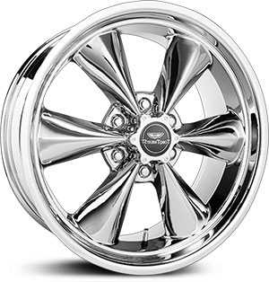 26x9.5 American Racing Torq Thrust ST Chrome RWD