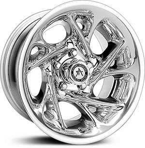 15x8 American Racing Nitro AR647 Chrome REV