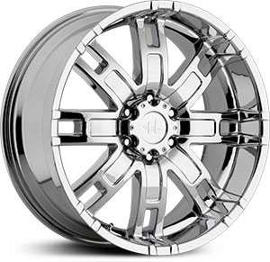 Helo HE835  Wheels Chrome
