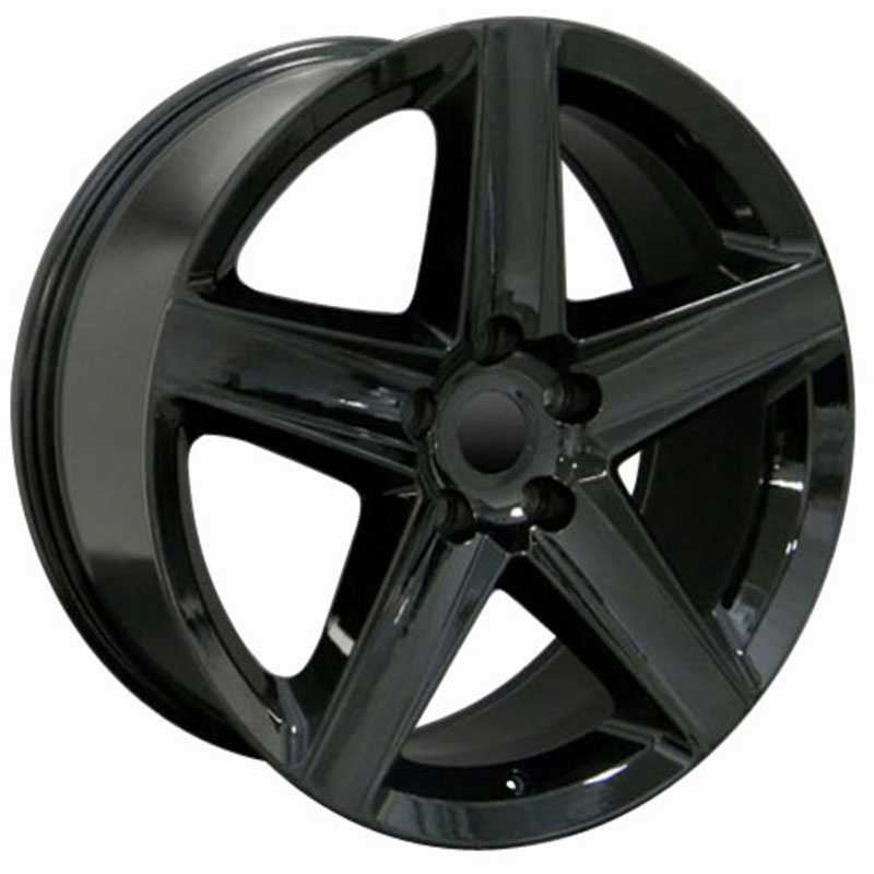 Jeep Cherokee (JP06)  Wheels Black