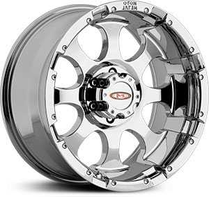 18x9 Moto Metal 955 Chrome REV