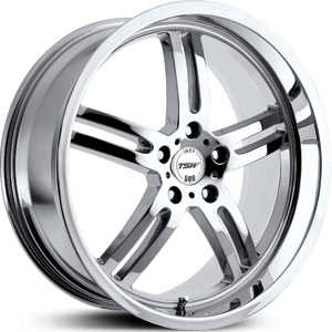 20x8.5 TSW Indy 500 Chrome HPO