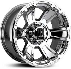 17x9 XD Series XD796 Revolver Chrome REV