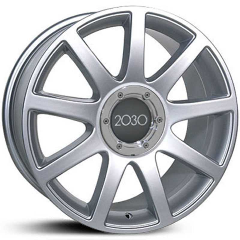 Audi RS4 (AU04)  Wheels Silver