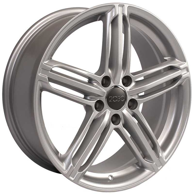 Audi New RS6 (AU12)  Wheels Silver