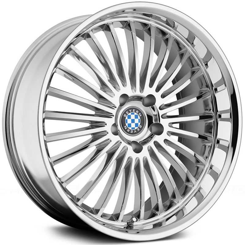 Beyern Multi  Wheels Chrome