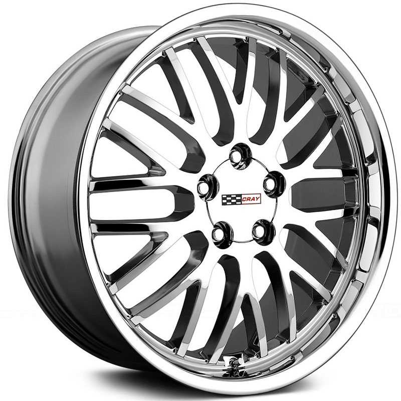Cray Manta  Wheels Chrome