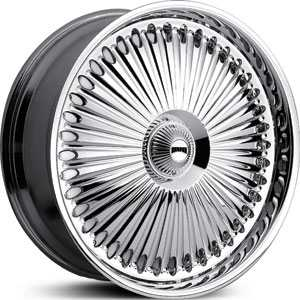 Dub Bellagio Spinner  Wheels Chrome