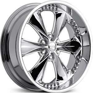 Buy Foose Nitrous 6 Wheels & Rims Online - 1044