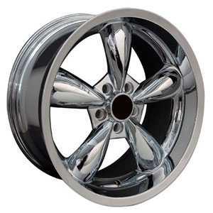 Fits Ford Mustang Bullitt Fr08 Factory Oe Replica Wheels Rims