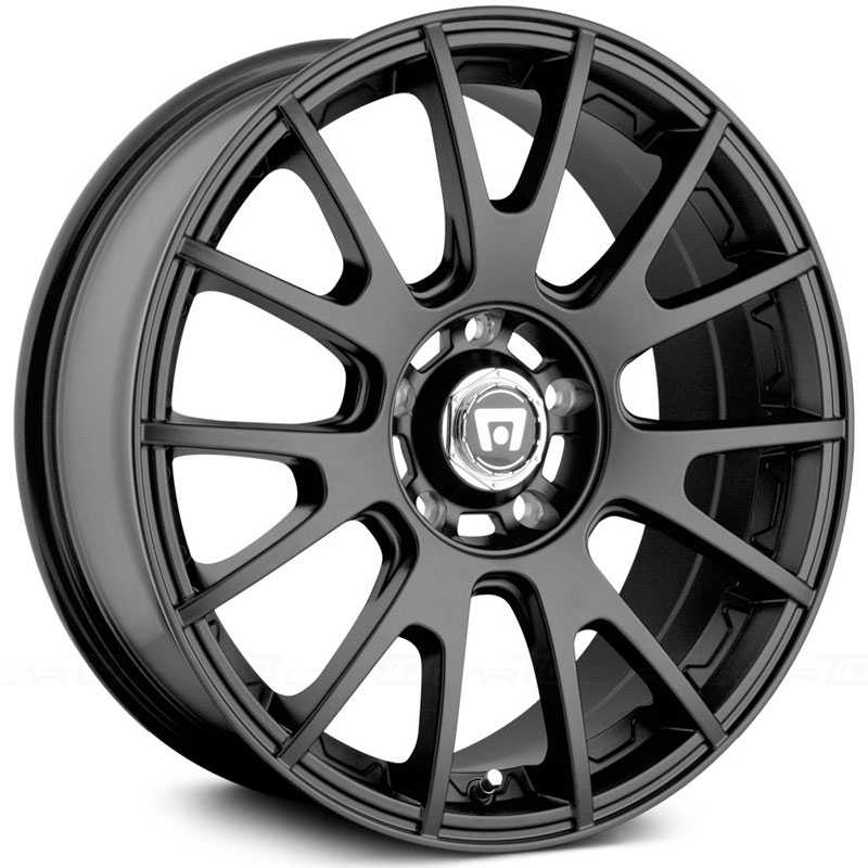 Motegi Racing MR118  Wheels Matte Black