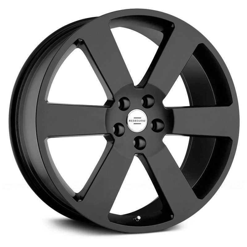 Redbourne Saxon  Wheels Black