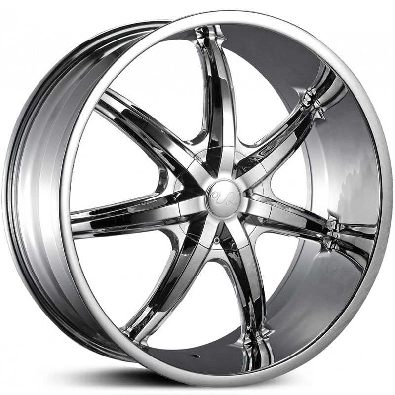 U2 35S  Wheels Chrome