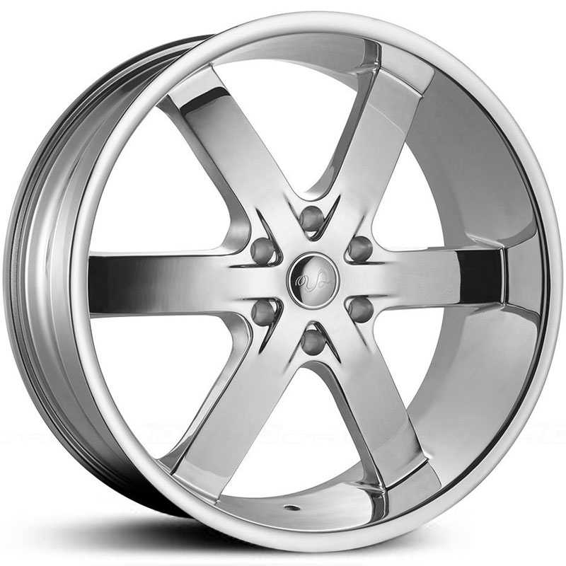 U2 55S-B  Wheels Chrome