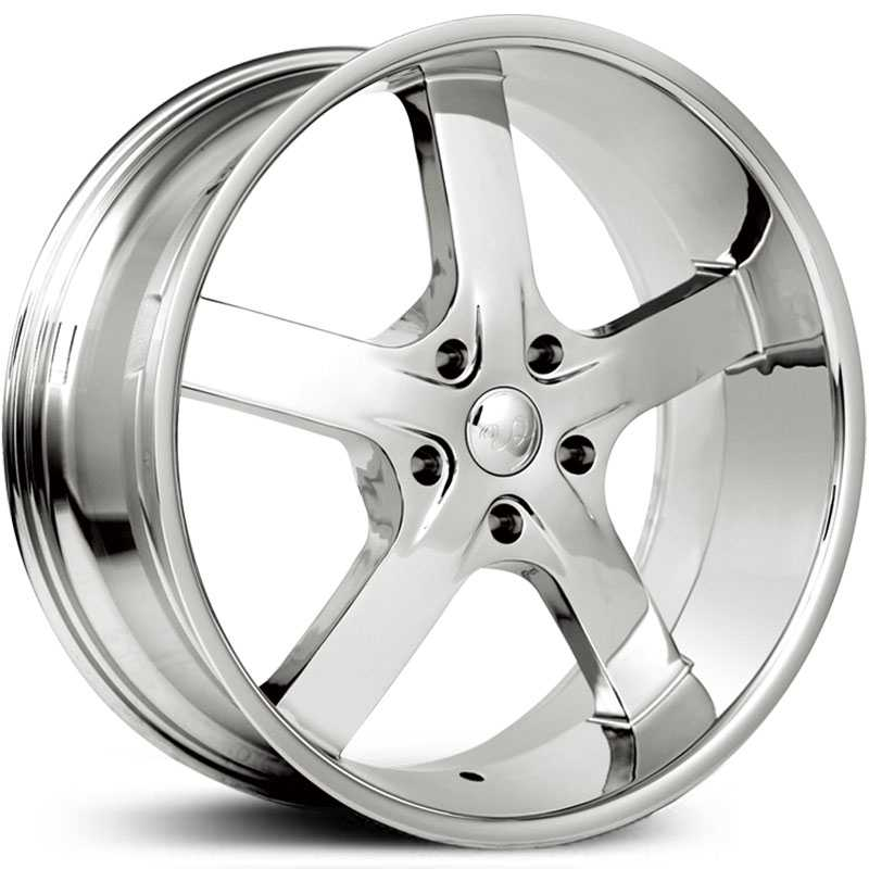 U2 55S-A  Wheels Chrome