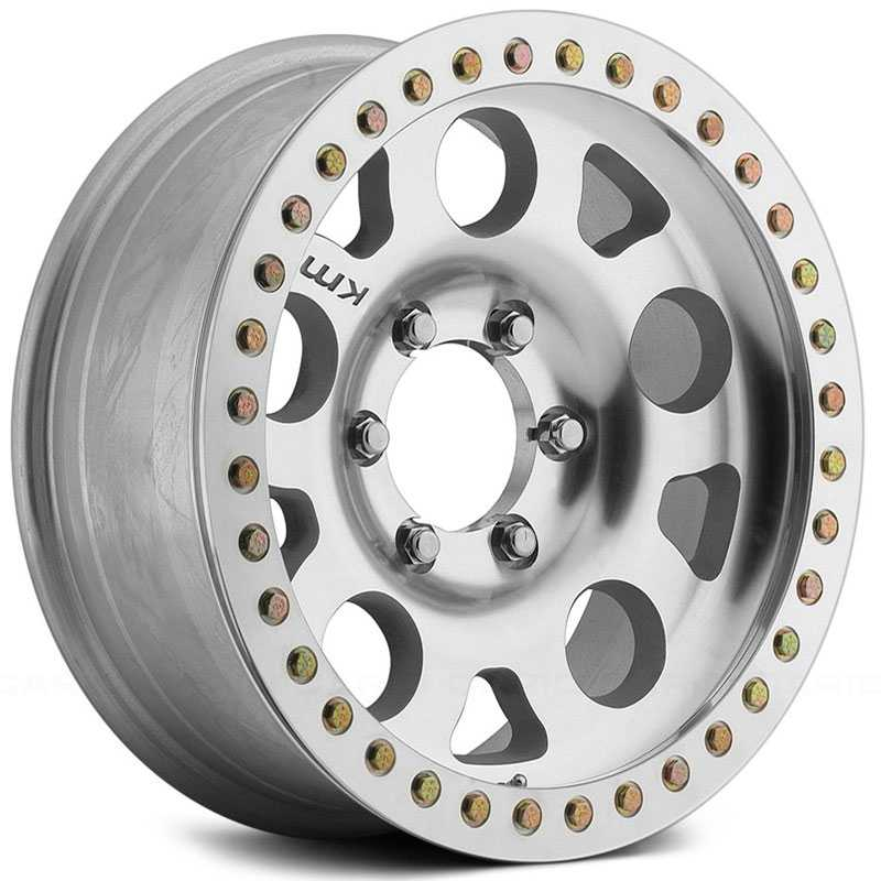 XD Series 222 Enduro Beadlock -Offroad ONLY  Wheels Machined Aluminum
