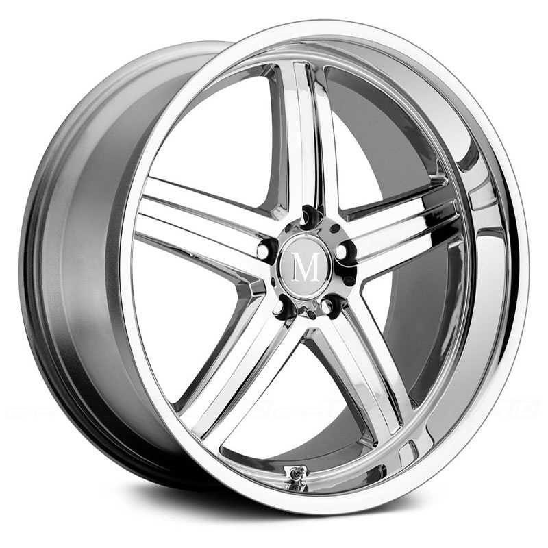 Mandrus Mannheim  Wheels Chrome