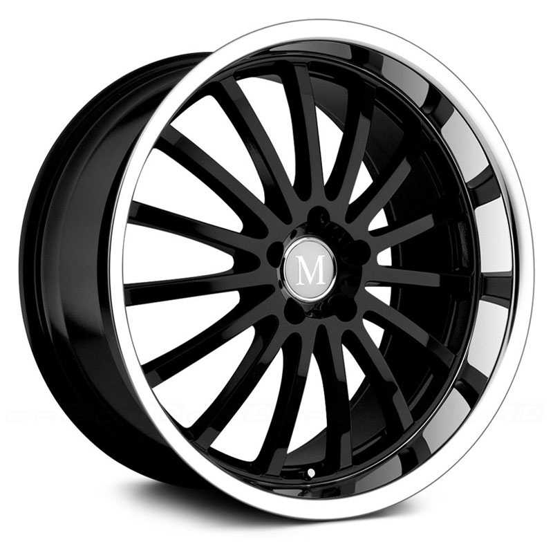 Mandrus Millenium  Wheels Black