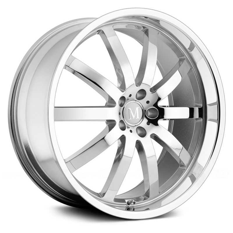 Mandrus Wilhelm  Wheels Chrome