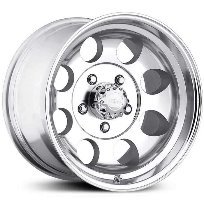 Pacer 164P LT Mod  Wheels Polished