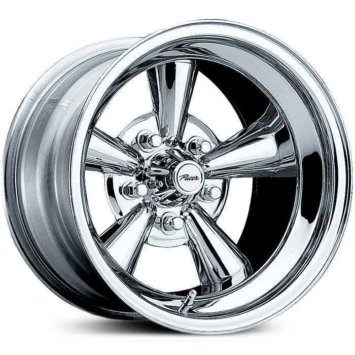 Pacer 177C Supreme  Wheels Chrome
