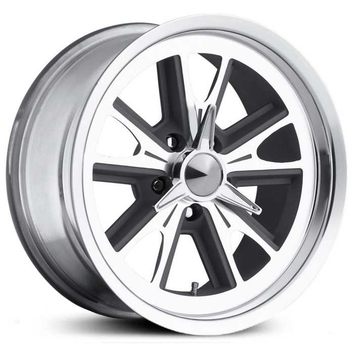 Ultra 454SU Replica 454G  Wheels Gray w/ Ultra Finish Accents