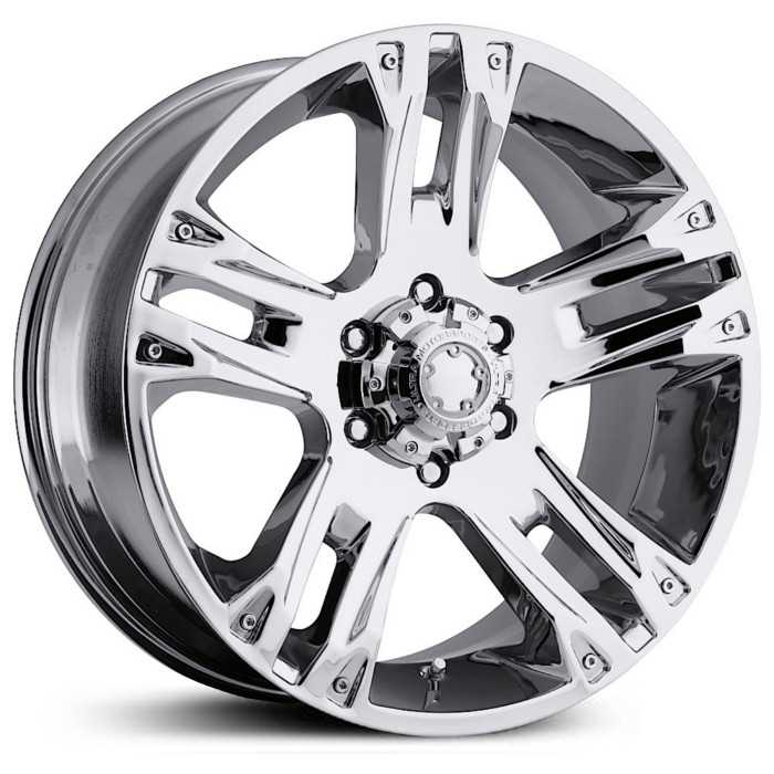 Ultra 234/235C Maverick  Wheels Chrome