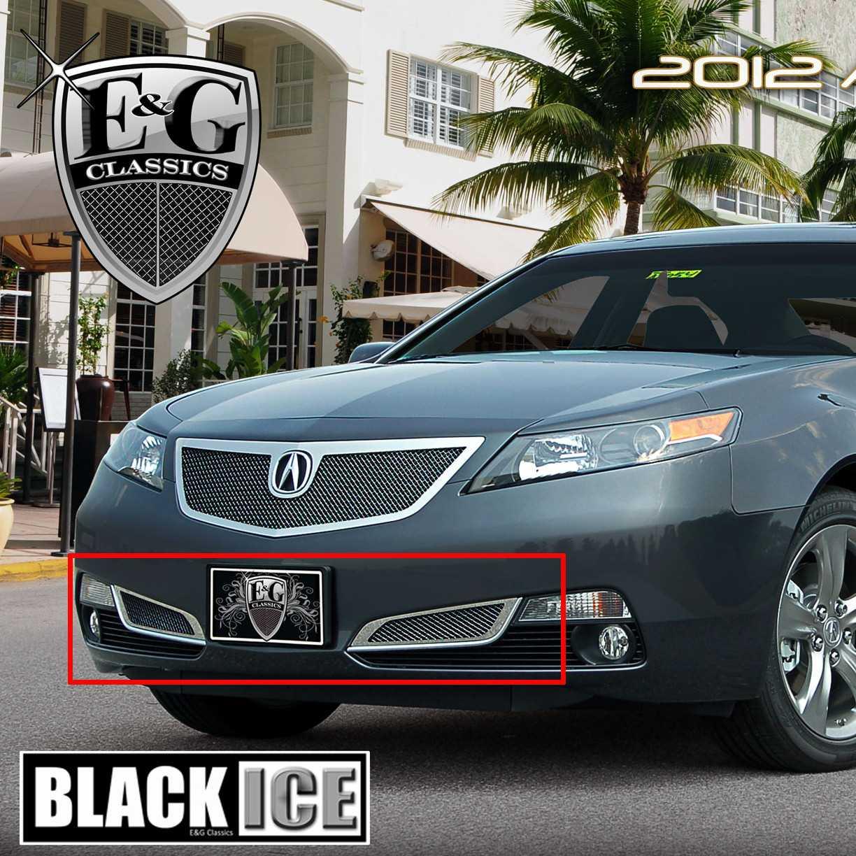 EG Classics Acura TL Accessories Fine Mesh Black Ice - Acura tl upgrades