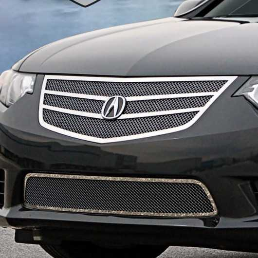 E&G Classics 2011-2014 Acura TSX Grille 2Pc Fine Mesh