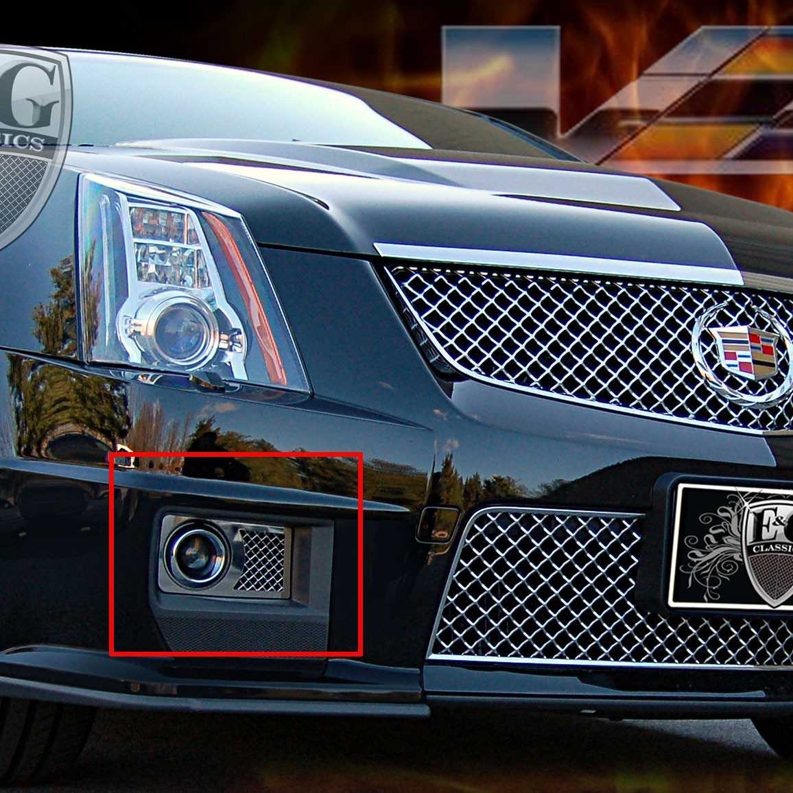 Available finishes product details 2011 2013 cadillac cts accessories