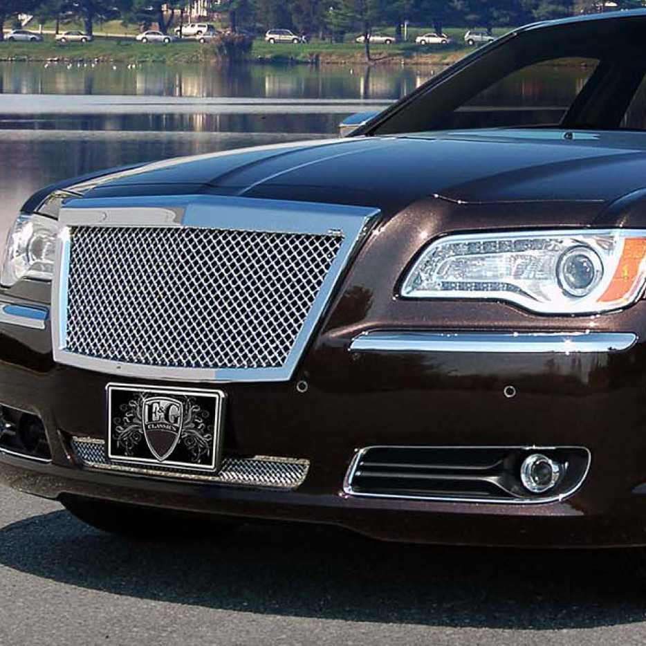 E&G Classics 2011-2014 Chrysler 300 / 300C Grille Classic