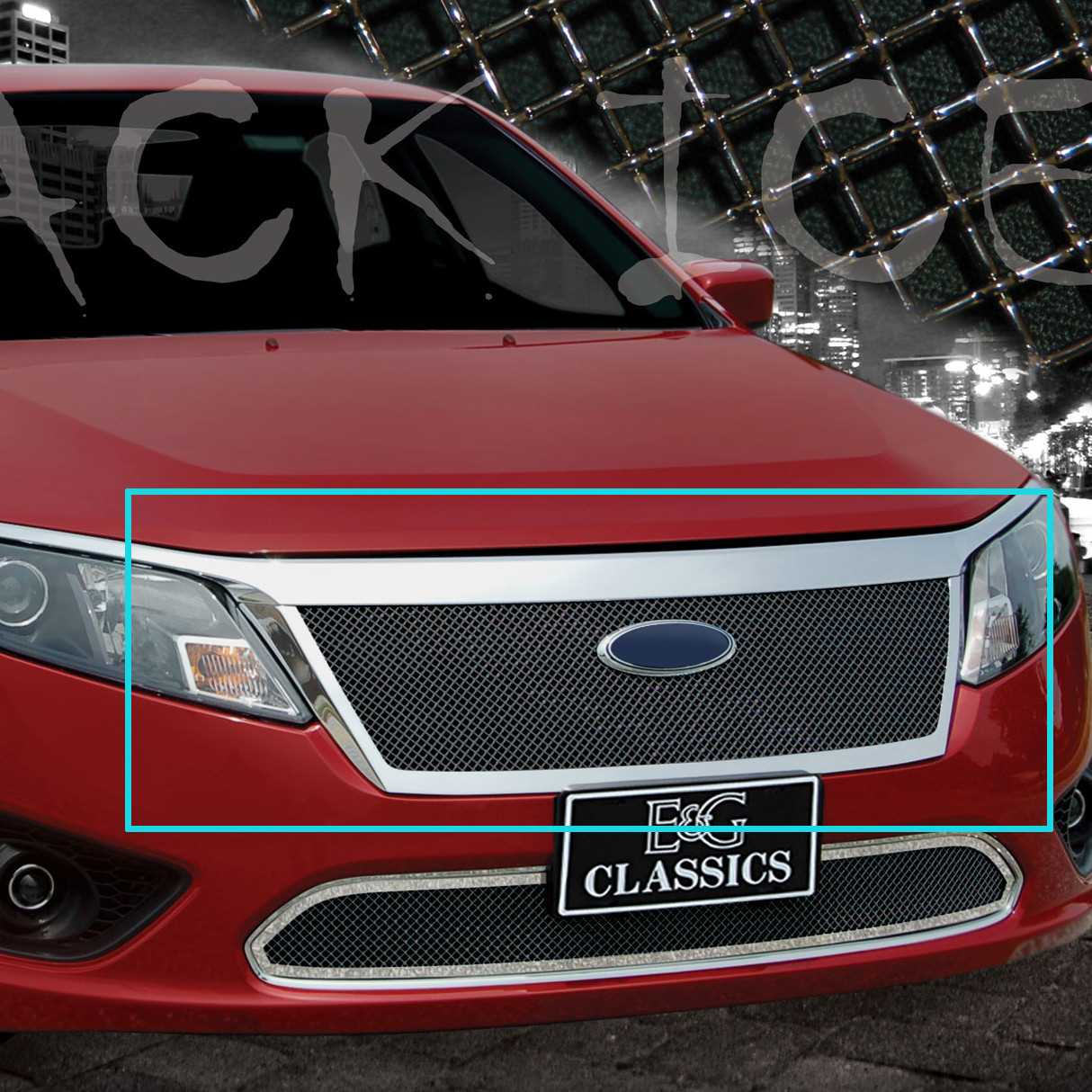 Available Finishes Product Details 2010 2017 Ford Fusion Grille