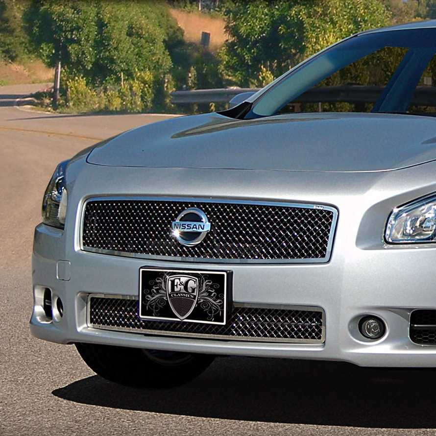 Available finishes product details 2009 2015 nissan maxima grille