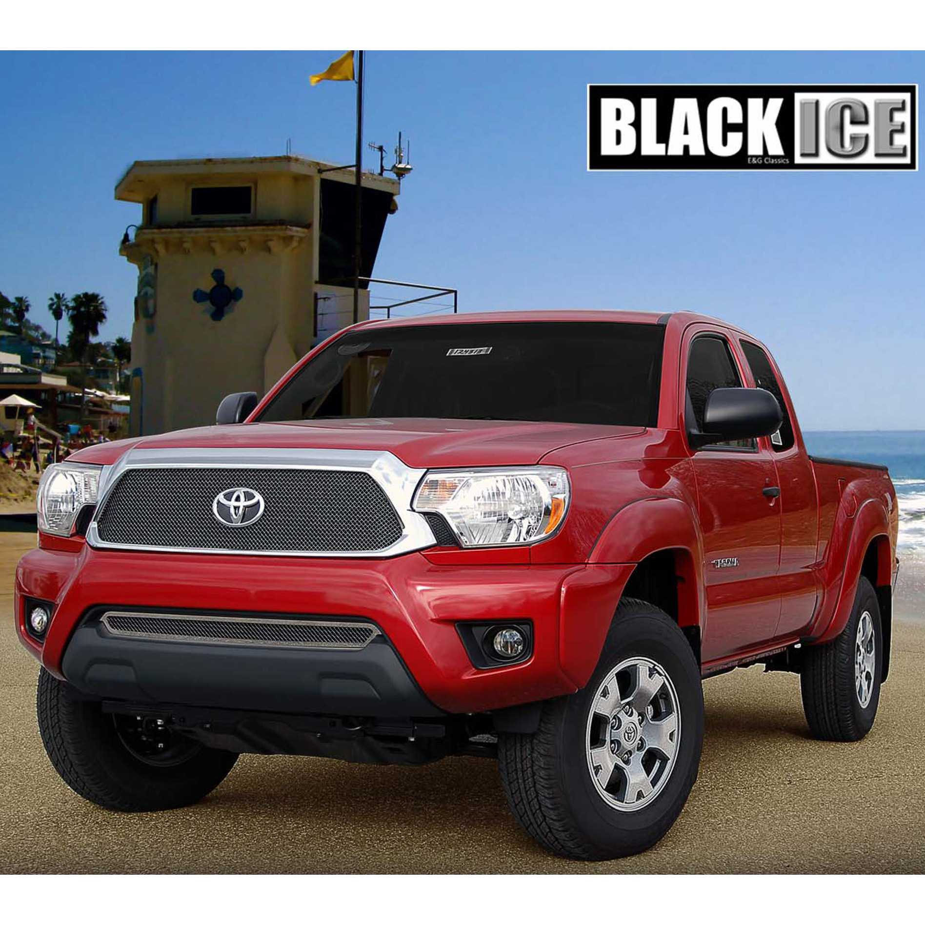 2012-2015 Toyota Tacoma Pickup 2wd Grille Best Value /®