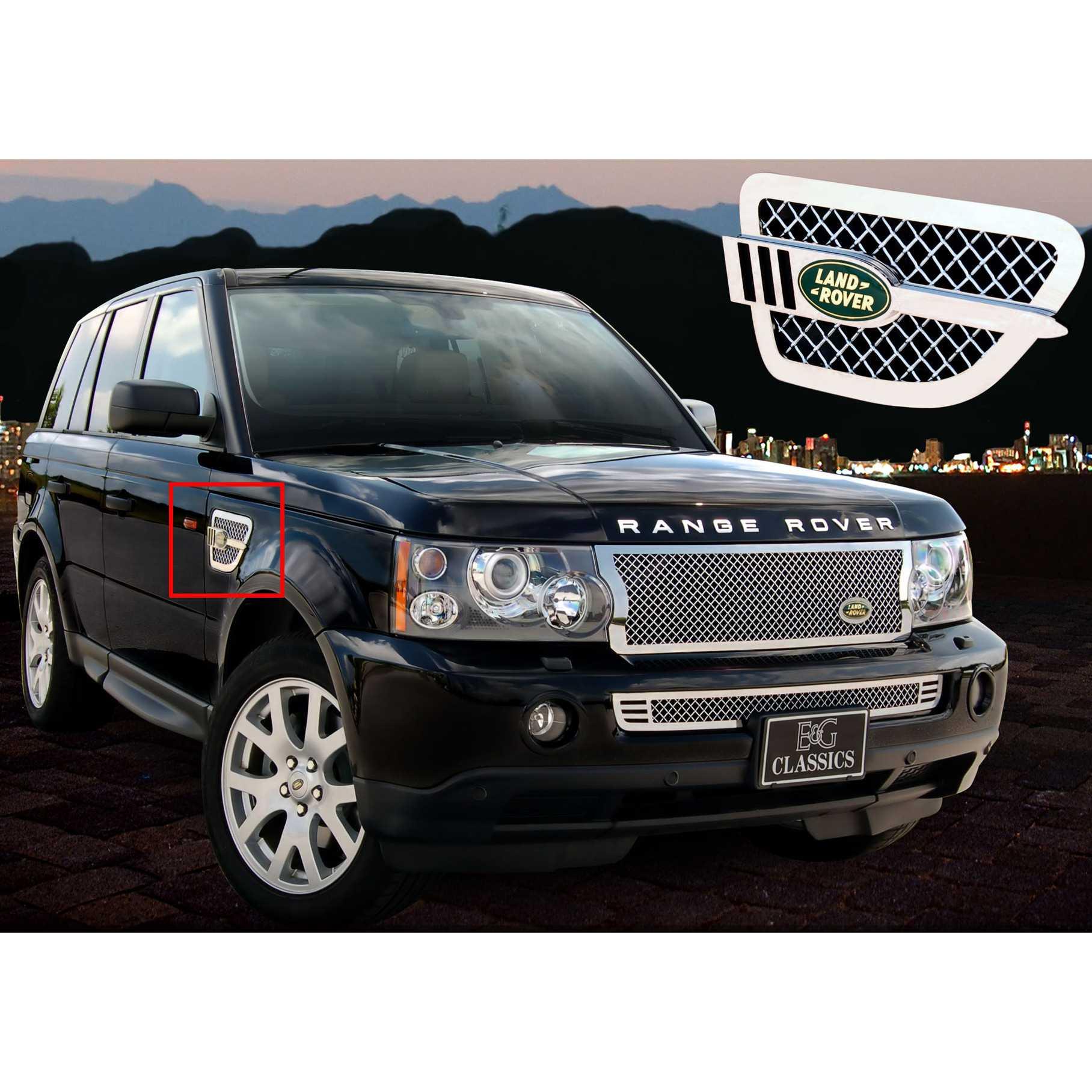 100 Sale Red Mini R U0026g 100 100 Kawasaki Ninja 650  : Land Rover Range Rover Sport e and g chrome mesh fender vent set grille 1385 01XW 04 from oyuncacocuk.com size 1816 x 1816 jpeg 569kB