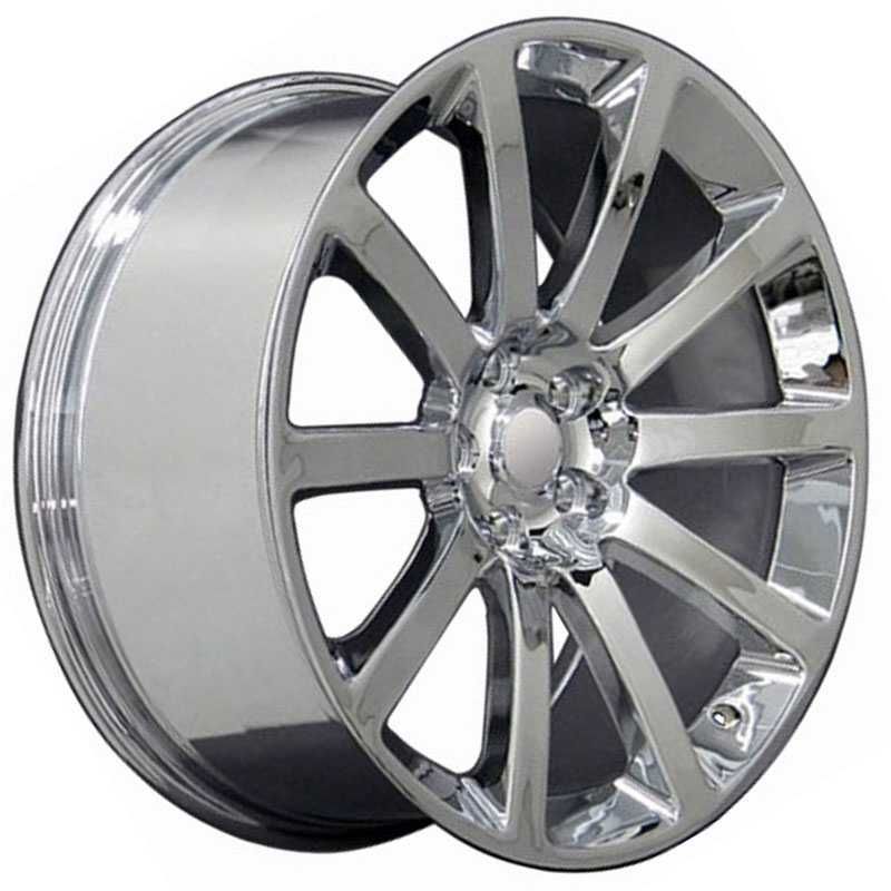 Chrysler 300 SRT Style (CL02)  Wheels Chrome