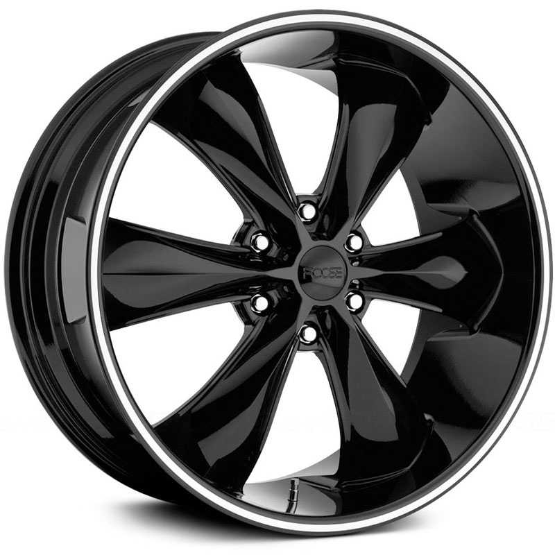 F138 Legend 6 Gloss Black