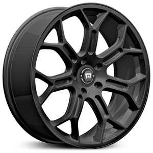 19x10 Motegi 120 Satin Black HPO