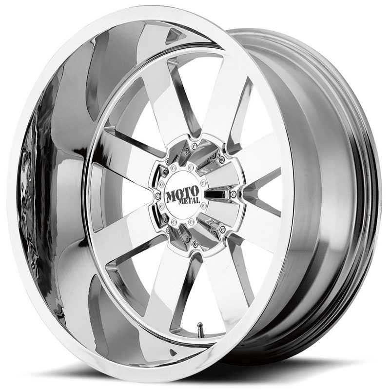 17x10 Moto Metal MO962 Chrome REV