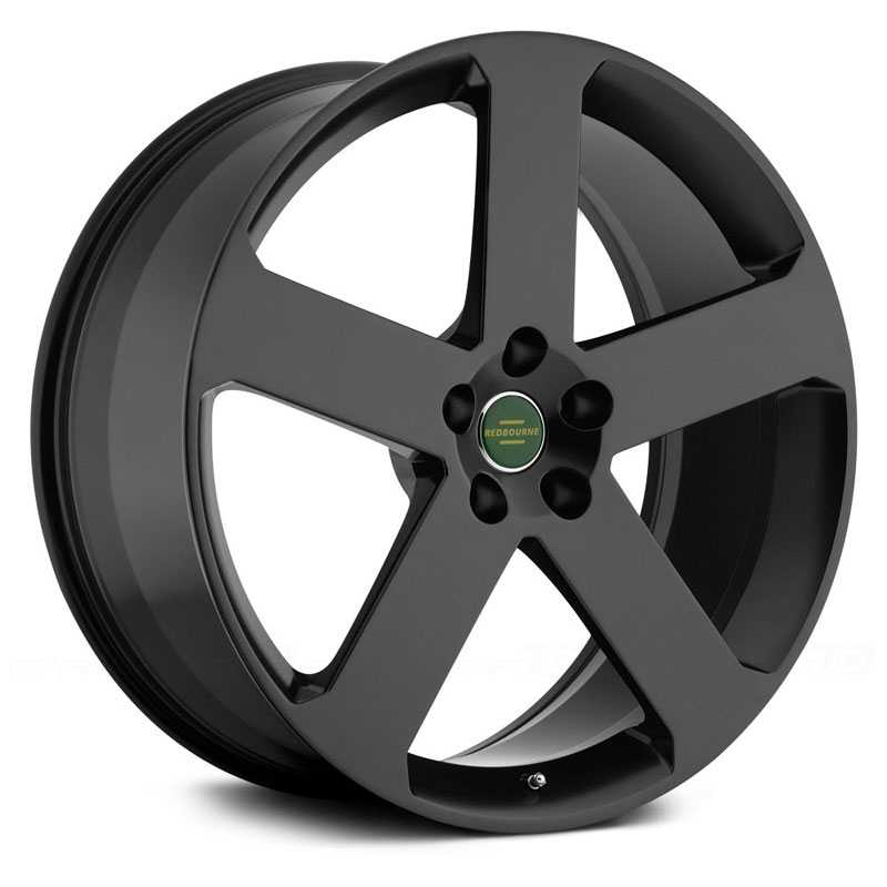 Redbourne Nottingham  Wheels Matte Black