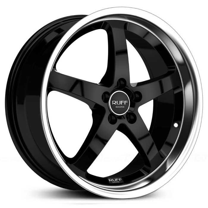 Ruff Racing R357 Black