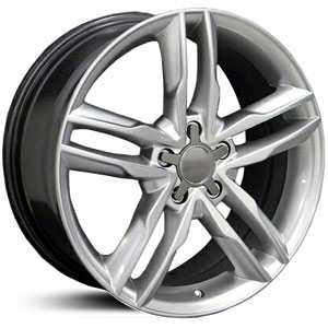Efterstræbte Audi S5 AU19 Factory OE Replica Wheels & Rims WO-91