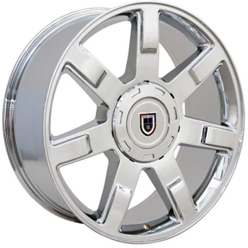 Cadillac Escalade Style (CA80)  Wheels Chrome