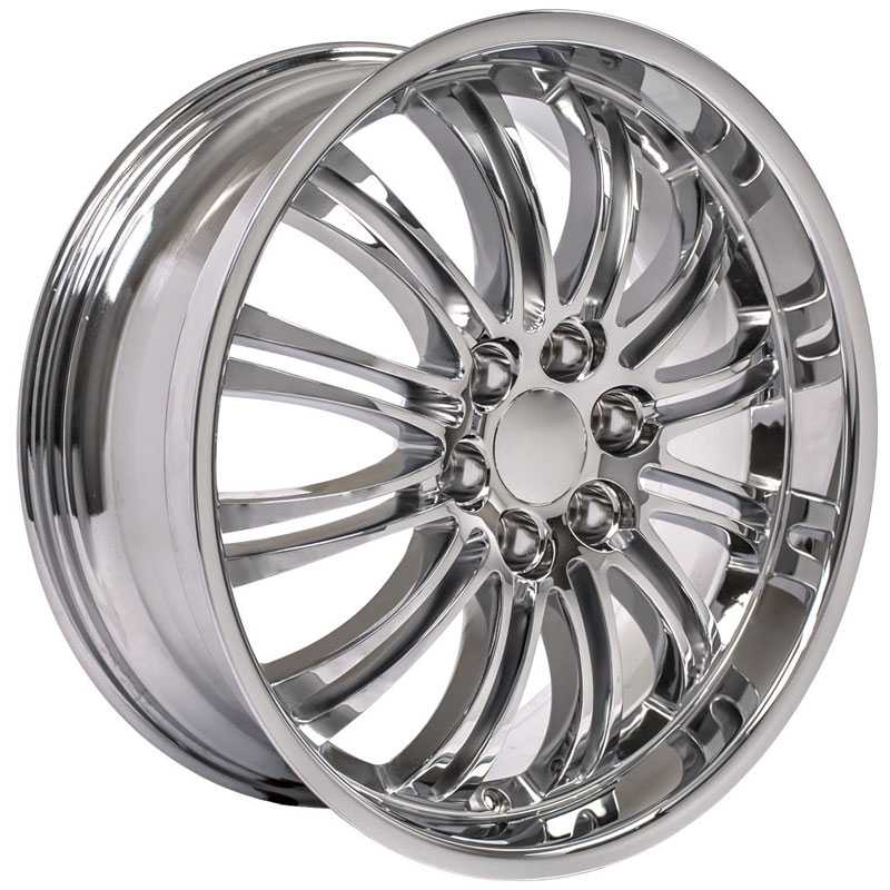Cadillac Escalade Style (CA81)  Wheels Chrome