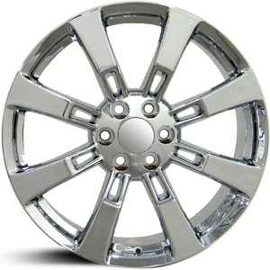Cadillac Escalade Style (CA82)  Wheels Chrome