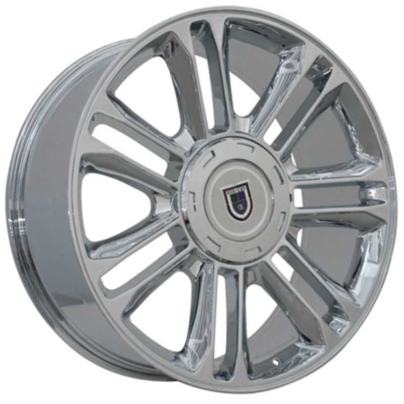 Cadillac Escalade Style (CA83)  Wheels Chrome