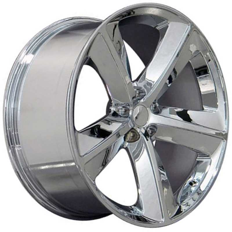 Dodge Challenger SRT Style (DG05)  Wheels Chrome